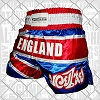 FIGHTERS - Thaibox Shorts: England